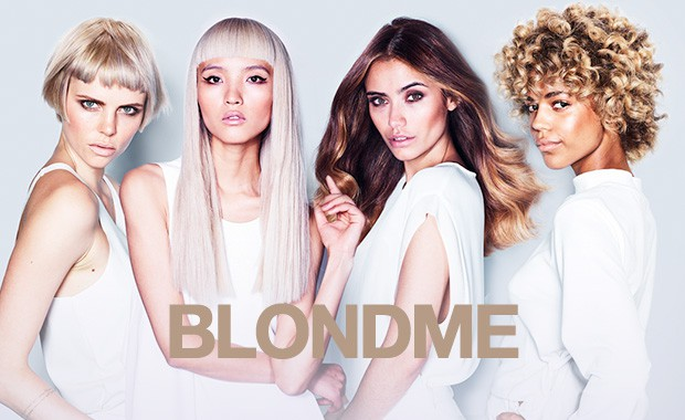 Die BlondMe Models