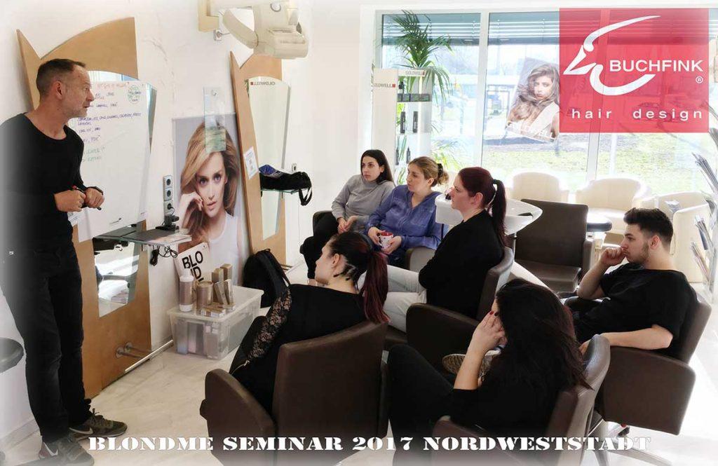 Das BlondMe Seminar