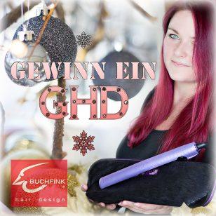Gewinne ein GHD zu Weihnachten! :)